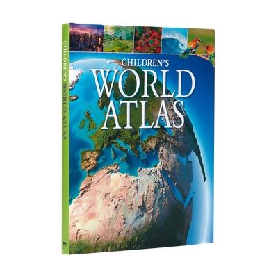 Children's World Atlas Cover Image