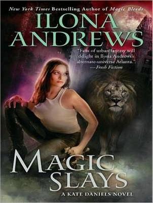 Magic Slays Cover Image