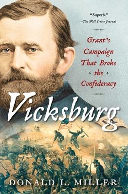 Cover for Vicksburg