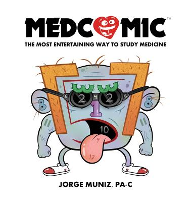 Medcomic: The Most Entertaining Way to Study Medicine Cover Image