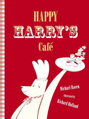Happy Harry's Cafe Cover Image