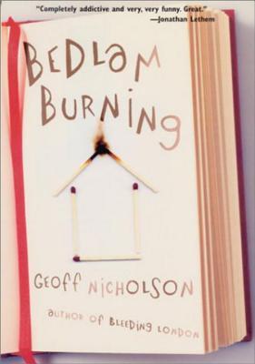 Bedlam Burning Cover