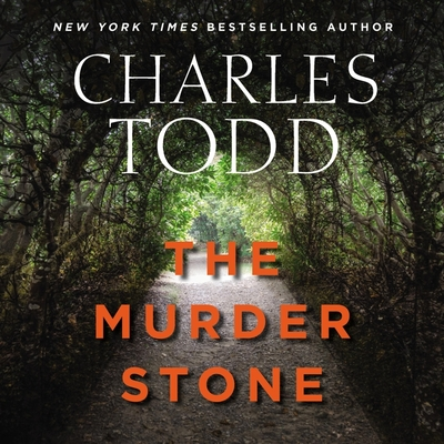 The Murder Stone Lib/E: A Novel of Suspense Cover Image