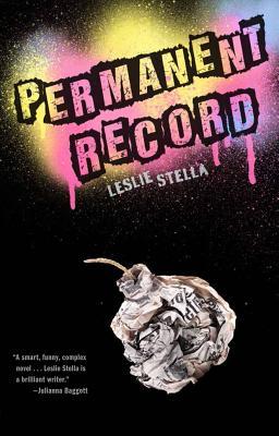 Permanent Record Cover