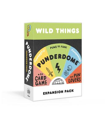Punderdome Wild Things Expansion Pack: 50 Cards Toucan Add to the Core Game Cover Image