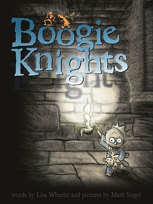 Boogie Knights Cover