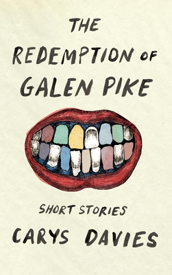 The Redemption of Galen Pike Cover