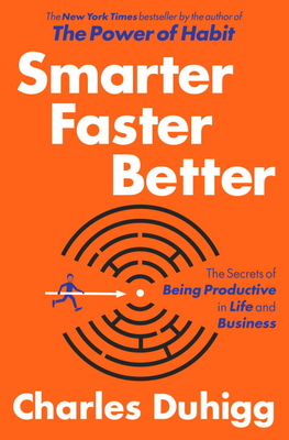 Smarter Faster Better cover image