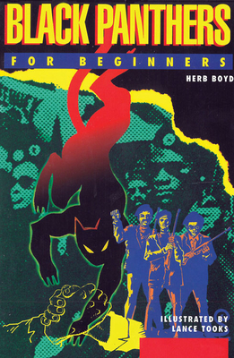 Black Panthers For Beginners Cover Image