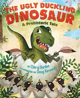 The Ugly Duckling Dinosaur Cover