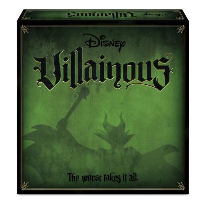 Disney Villainous Cover Image