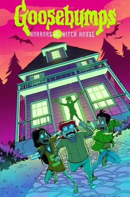Goosebumps: Horrors of the Witch House Cover Image