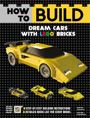 How to Build Dream Cars with LEGO Bricks Cover Image