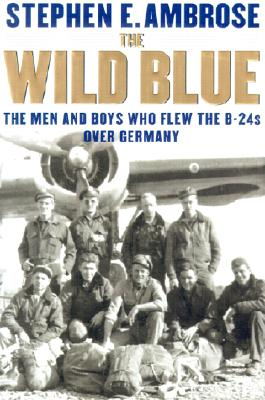 The Wild Blue Cover