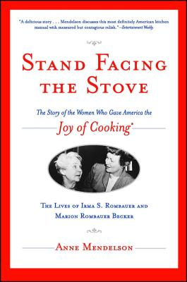 Stand Facing the Stove Cover