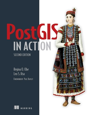 PostGIS in Action Cover Image