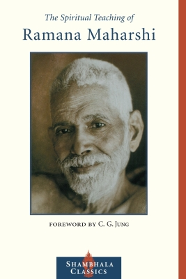 The Spiritual Teaching of Ramana Maharshi Cover