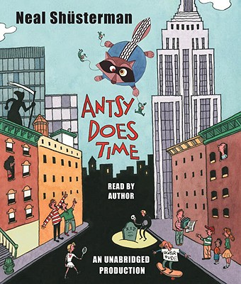 Cover for Antsy Does Time