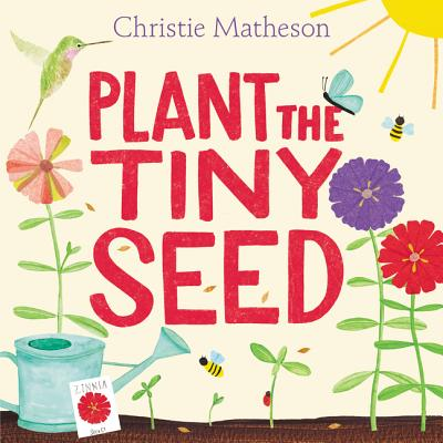 Plant the Tiny Seed Cover Image