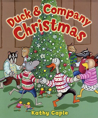 Duck & Company Christmas Cover