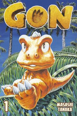 Gon, Volume 1 Cover