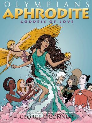 Olympians: Aphrodite: Goddess of Love Cover Image