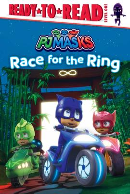 Race for the Ring (PJ Masks) Cover Image