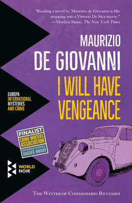 I Will Have Vengeance Cover Image