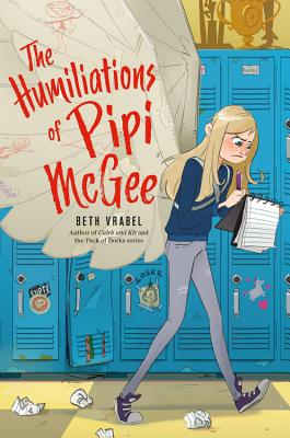 Cover for The Humiliations of Pipi McGee