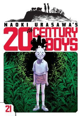 Naoki Urasawa's 20th Century Boys, Volume 21 Cover