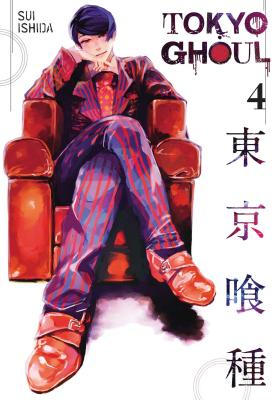 Tokyo Ghoul, Vol. 4 Cover Image