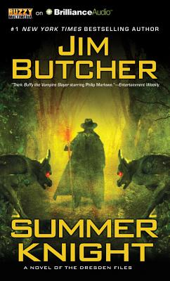 Summer Knight (Dresden Files (Audio) #4) Cover Image