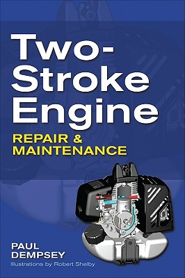 Two-Stroke Engine Repair and Maintenance Cover Image