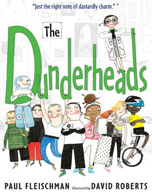 The Dunderheads Cover