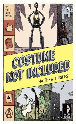 Costume Not Included Cover