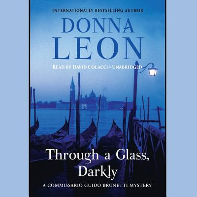 Through a Glass, Darkly Cover