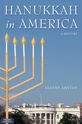 Hanukkah in America Cover