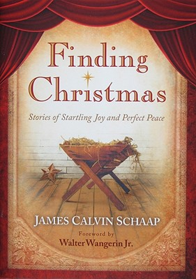 Finding Christmas Cover