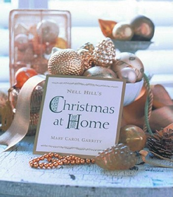 Nell Hill's Christmas at Home Cover