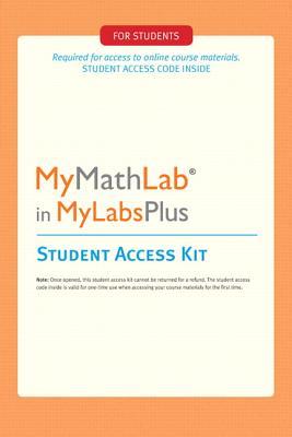 Mymathlab-Mylabsplus Student Access Kit (Standalone) Cover Image