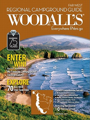 Woodall's Far West Campground Guide, 2011 Cover Image