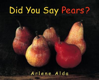 Did You Say Pears? Cover Image