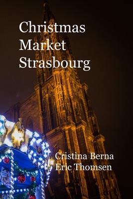 Christmas Market Strasbourg Cover Image