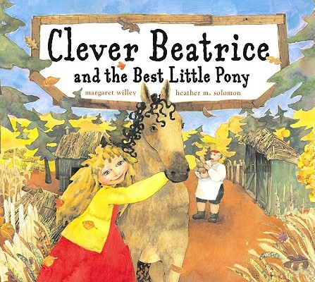 Clever Beatrice and the Best Little Pony Cover