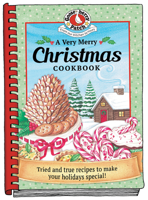 A Very Merry Christmas Cookbook (Seasonal Cookbook Collection) Cover Image