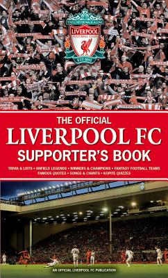 The Official Liverpool FC Supporter's Book Cover Image