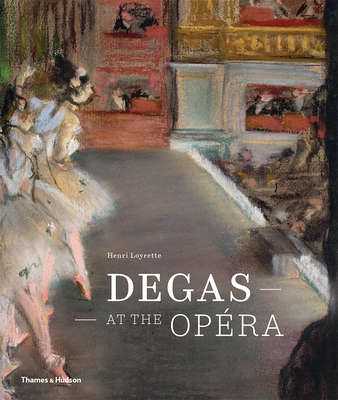 Cover for Degas at the Opera