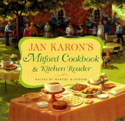 Jan Karon's Mitford Cookbook and Kitchen Reader Cover
