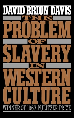 Cover for The Problem of Slavery in Western Culture