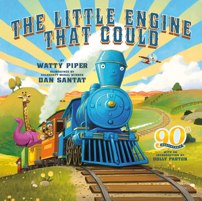 The Little Engine That Could: 90th Anniversary Edition Cover Image